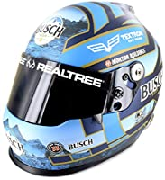 Kevin Harvick 2017 Full Size Busch Beer Collectible NASCAR Replica Helmet
