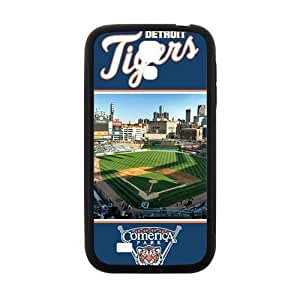 Cool painting Detroit tigers Cell Phone Case for Samsung Galaxy S4