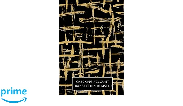 amazon com checking account transaction register checkbook balance
