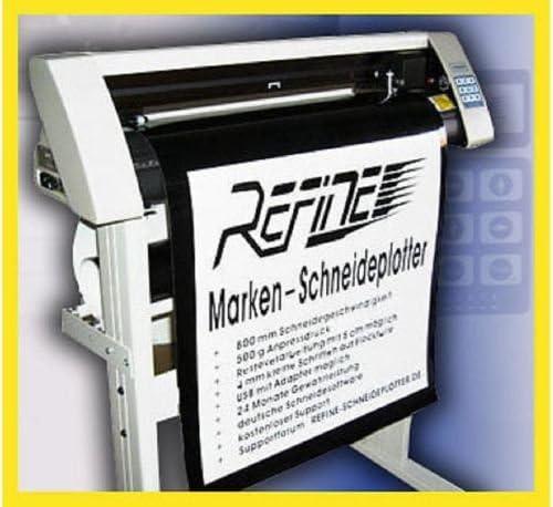 Detalles a Profesional Plóter V Refine Eh 720 USB, artcut 2009 de ...