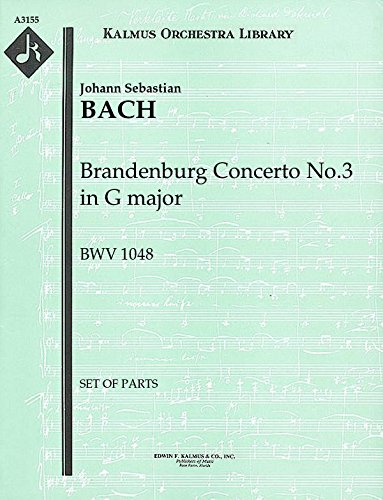 brandenburg concertos sheet music - 8