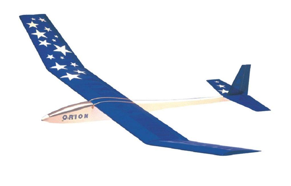Amazon.com: Orion: West Alas hand-launch planeador madera de ...