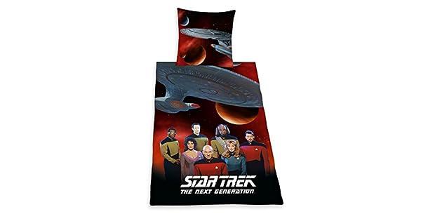 Amazon.com: Herding Star Trek 441708050 ropa de cama, funda ...