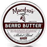 Maestro's Classic Modest Beard Butter, 6 Ounce Review