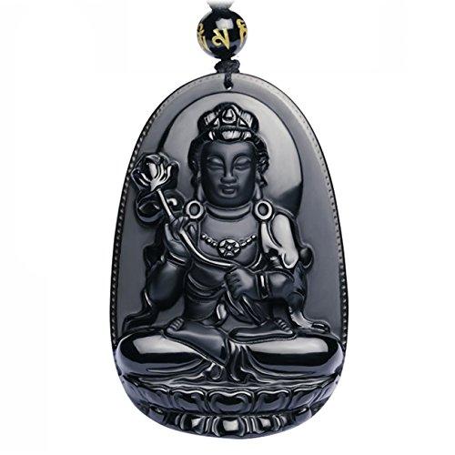 Buddha Bodhisattva Pendant Necklace Amulet...