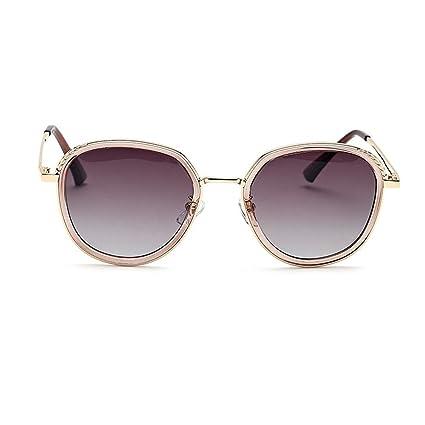 Moda para mujer con gafas de sol Gafas de sol de gran tamaño ...