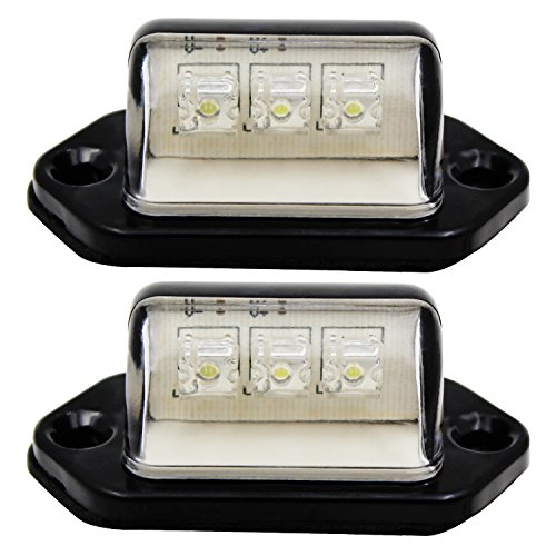 led trailer tag light - 2
