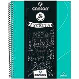 Caderno Universitário Canson A4 80 Folhas - Verde (IGUAL OXFORD)