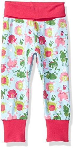 Zutano Baby Girls Cotton Cuff Pant
