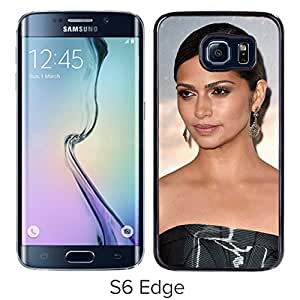 New Custom Designed Cover Case For Samsung Galaxy S6 Edge With Camila Alves Girl Mobile Wallpaper.jpg
