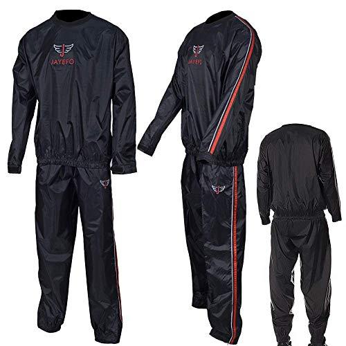 Kits Infrared Sauna (Jayefo JAYEEFO Sauna Suit Round Neck (L))
