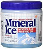 Therapeutic Mineral Ice Pain Relieving Gel
