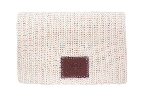Love Your Melon Natural Beanie by Love Your Melon