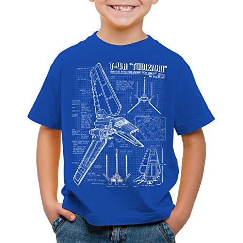 A Bleu n Pour 4a Enfants Rebelles Navette T Lamba Tydirium t shirt T 66qxPZr
