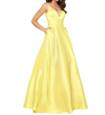 WDH Dress New Royal Blue Evening Dress Backless Long Prom Dress 16