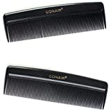 2PK FINE TOOTH POCKET COMBS