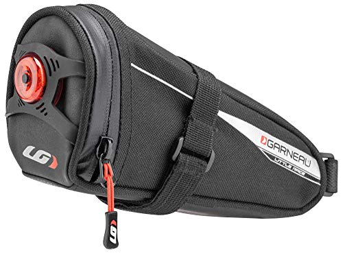 (Louis Garneau Little LG-Race Cycling Storage Bag for Bike Seat Posts, Black)