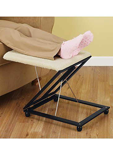 Review Miles Kimball Adjustable Footstool