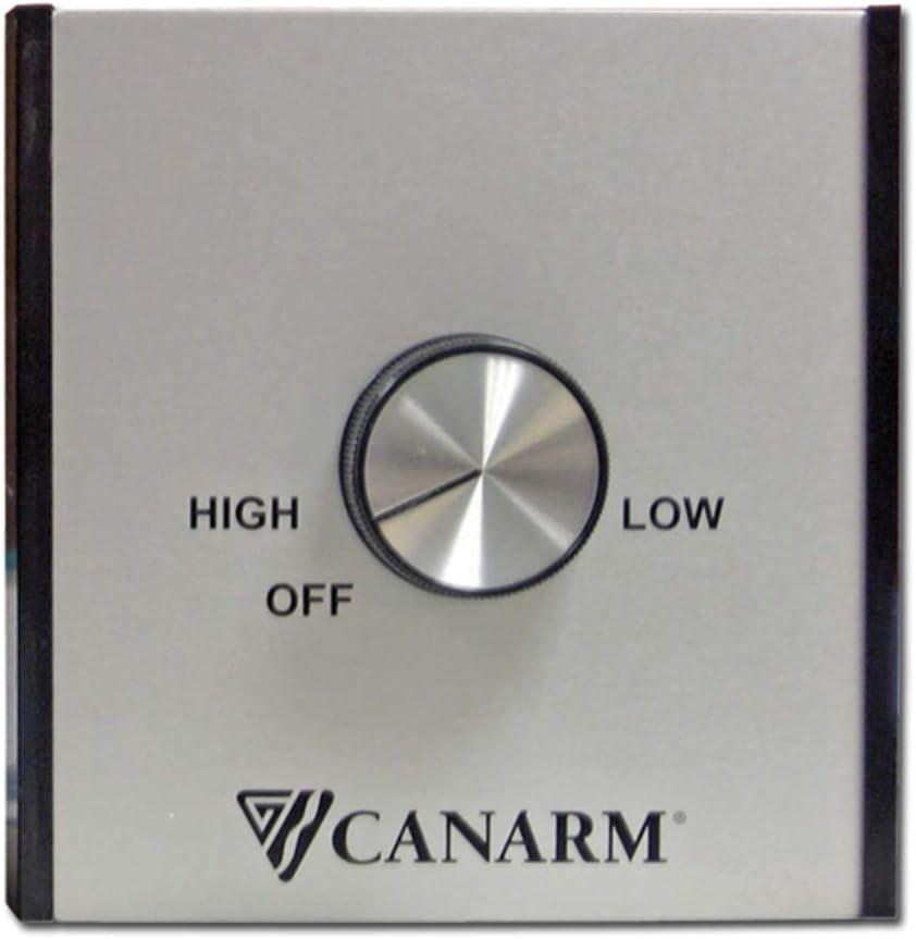 CANARM MC3 speed control