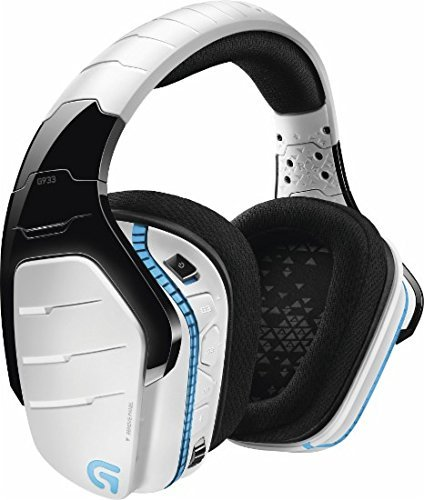 Price comparison product image Logitech G933 Artemis Wireless Virtual Surround Gaming Headset Limited Edition (Certified Refurbished)