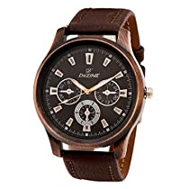 8d6108d01a Dezine Analogue Black Dial Men s Watch-Dezine GR040.