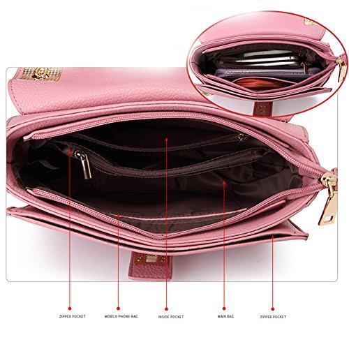 Il Portafoglio Nozze A Modello Tracolla Rosso Di Elegante Lichee Yoome Per Donne Borsa Le qw8Hx0n1