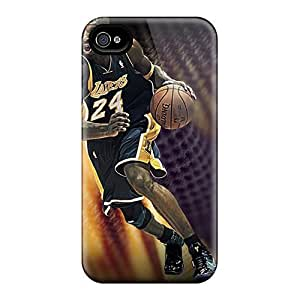 Iphone 4/4s Kobe Bryant Print High Quality Frame Cases Covers
