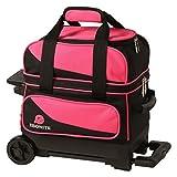 Ebonite Transport I Ball Roller Bowling Bag- Many Colors ()