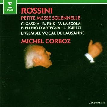 Gioachino Rossini, Michel Corboz, Cecilia Gasdia, Bernarda Fink ... ae7113fac87