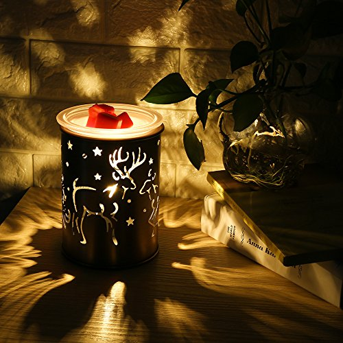 oil and wax burner - 8