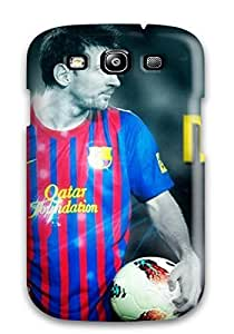 For Galaxy S3 Fashion Design Beautiful Lionel Messi S Case-VooKAdC211yUNmh by lolosakes