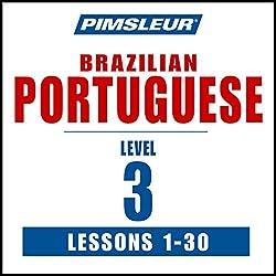 Pimsleur Portuguese (Brazilian) Level 3