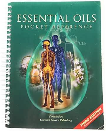 Essential Oils Pocket Reference