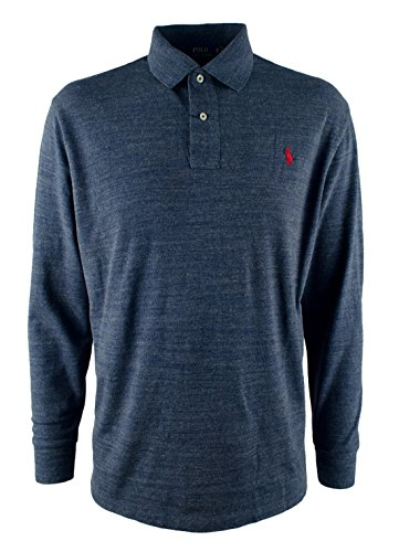 custom fit mesh polo polo half zip sweater