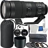Nikon AF-S NIKKOR 200-500mm f/5.6E ED VR Lens Bundle with Manufacturer Accessories and Accessory Kit (22 Items)