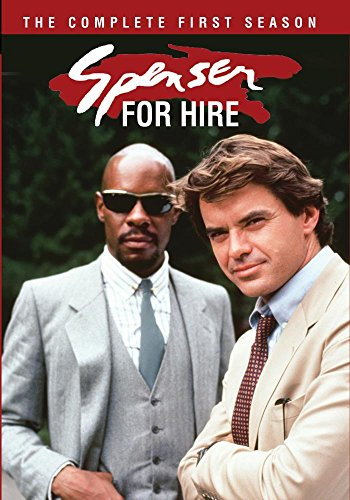 Spenser For Rental: The Complete First Season