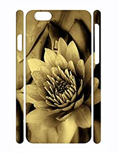 Individualized Cute Floral Print Hard Plastic Iphone 6 4.7 Inch Cover Case