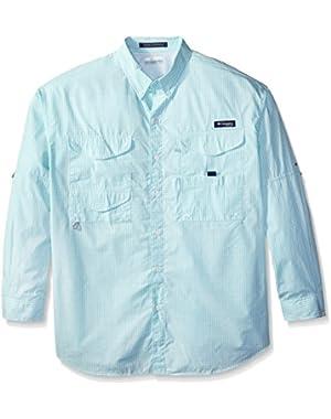 Men's Super Bonehead Classic Long Sleeve Shirt (Big)