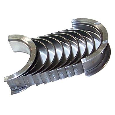 DNJ EK610 Engine Rebuild Kit for 1990-1995 / Nissan / D21, Pickup / 2.4L / SOHC / L4 / 12V / 2389cc / KA24E: Automotive
