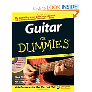 Guitar For Dummies Mark Phillips and Jon Chappell