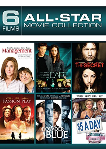 all-star-movie-collection-6-films-management-the-secret-dare-5-a-day-passion-play-powder-blue