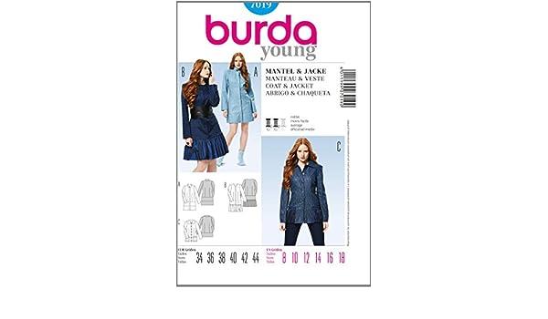 Burda young mantel