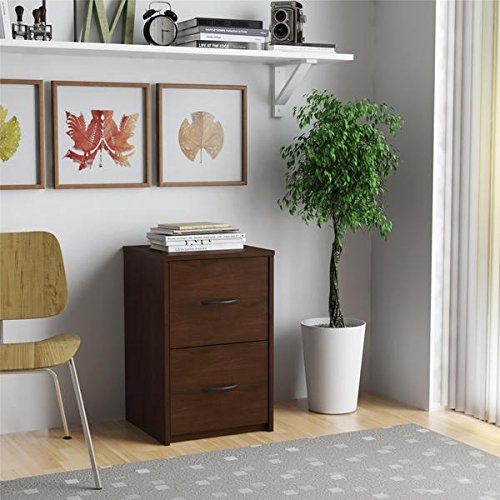 Ameriwood Home Resort Cherry 2-drawer File Cabinet by Ameriwood Home