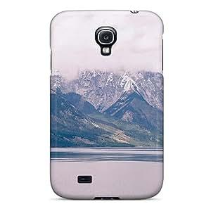 Premium [LcDopBu7058wdoWF]lake Minnewanka Case For Galaxy S4- Eco-friendly Packaging