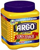 Argo Corn Starch, 16-Ounce Boxes (Pack of 12)