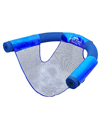 Outer Trails Sling Mesh Chair For Pool Noodles - 2 Pack