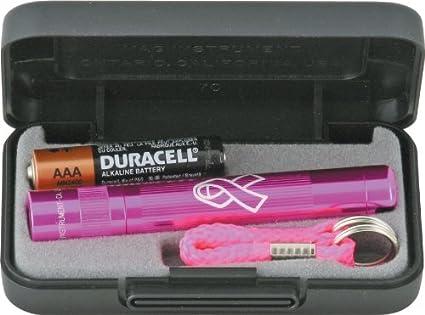 Mag Lite K3A012 Mag-Lite Solitaire für 1x Micro 8cm schwarz Lampen