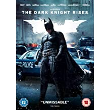 The Dark Knight Rises [Region 2 Formatted DVD) (NOT Compatible With Players In USA/Canada) by Noomi Rapace