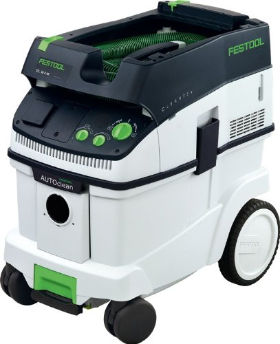 Festool 574933 CT 36 AC Dust Extractor With Autoclean (2018 Model) by Festool