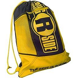 Ringside Boxing Glove Bag, Red/Black, One Size